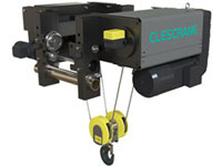 CH-B series single girder low headroom electric hoist
